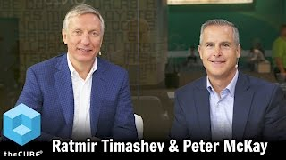 Ratmir Timashev & Peter McKay | VeeamON 2017