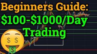 Beginner Method: $100-$1000/Day Passive Cryptocurrency Trading 2020! Bitcoin Bitmex, Binance, Bybit