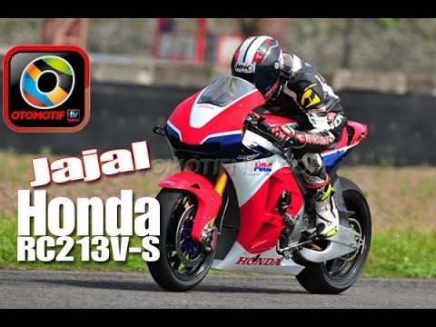 Honda RC213V-S - Media Test Ride