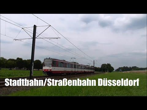 stadtbahn/straßenbahn-düsseldorf-2015