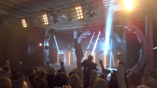 And One - Techno man (live in Erfurt 10.4.2015)