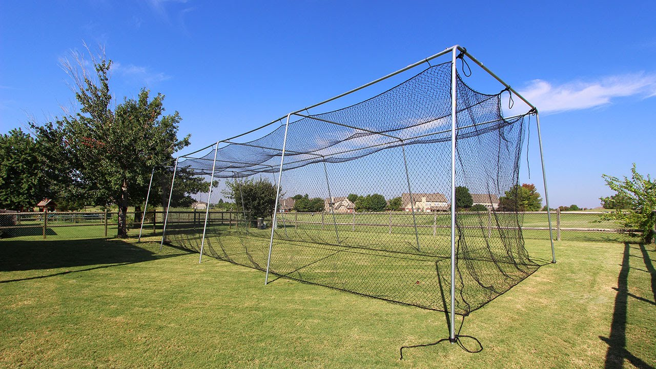 Cimarron Sports Batting Cages And Frames Youtube