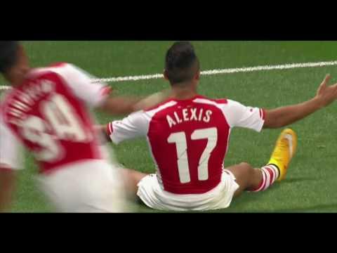 120 horas con el Arsenal - Aplausos