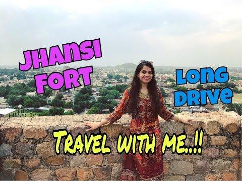 Beautiful Jhansi | Pitambara Peeth | Jhansi Fort | Travel with me | Shubzzz Vlogs