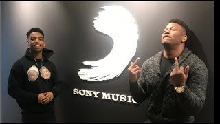 MILLION DOLLAR MEETING WITH SONY MUSIC!!! WITH ZIAS