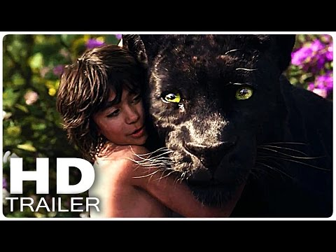 Trailer do filme Jungle Book