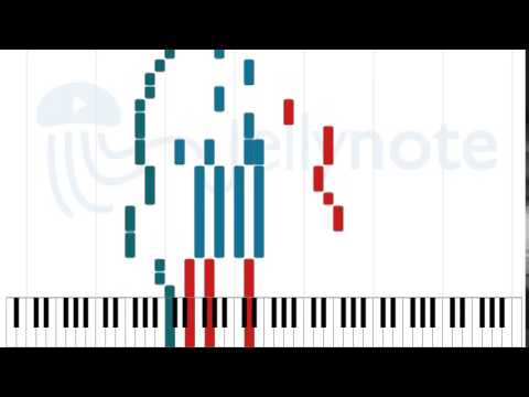 Lovesong - The Cure [Sheet Music]