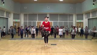 The Most Beautiful Girl ( Dance & Teach ) - Line Dance by Niels Poulsen