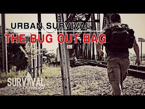 Urban Survival: My Bug Out Bag / 72hr Kit / SHTF Gear