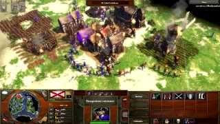 Age of Empires 3 | Gameplay Español | Escaramuza | Civilización Española