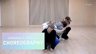 TXT CatDog Dance Practice