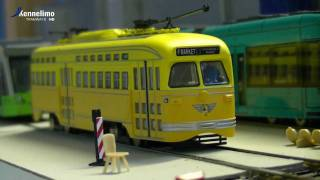 Fleet - Bowser PCC Streetcar