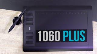 [DEUTSCH] HUION 1060 Plus Grafiktablett Testbericht
