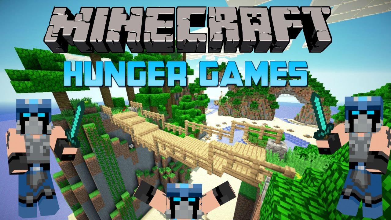 Minecraft: Hunger Games Survival w/ CaptainSparklez - Mega ...