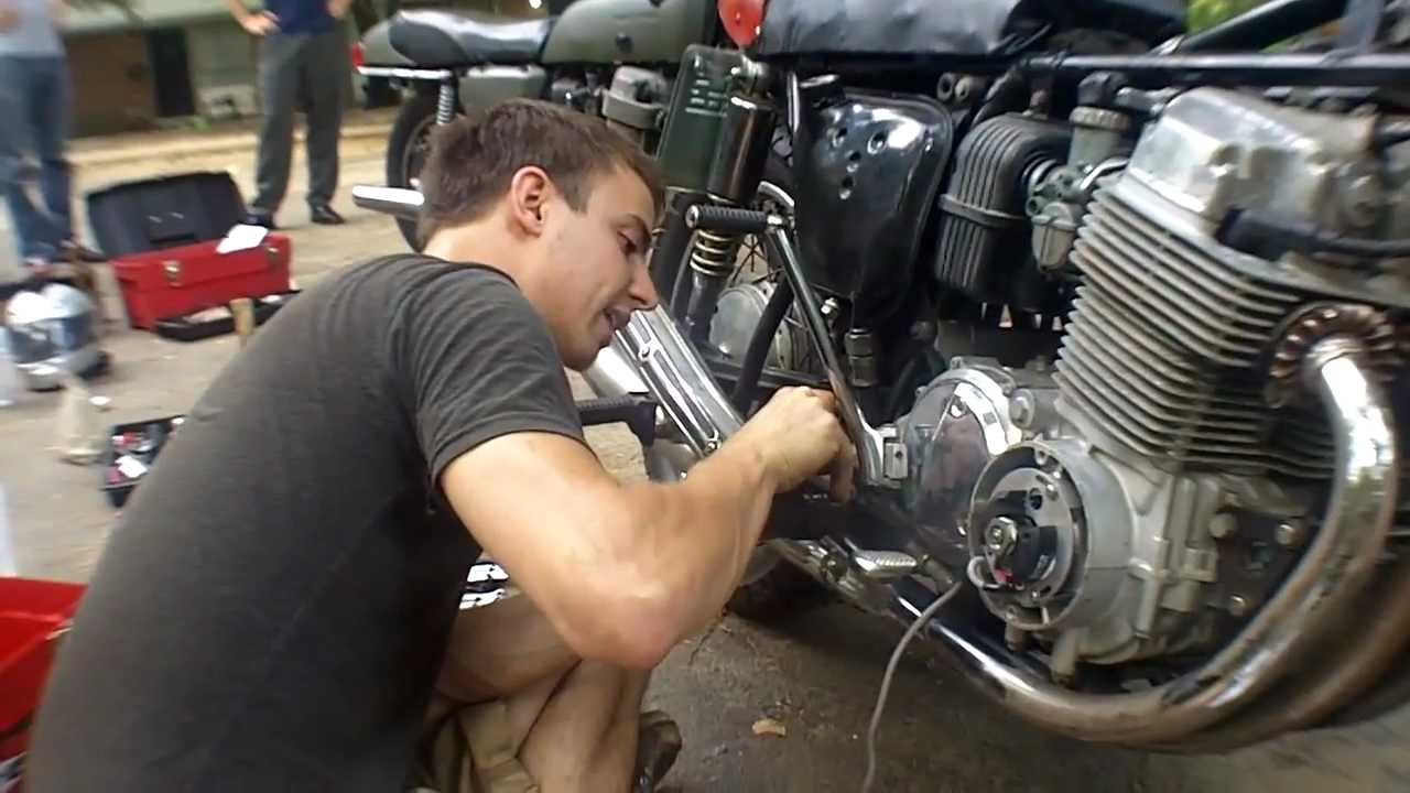 Image result for Motorcycle repair