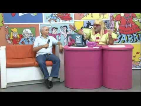 Programa da Babalu 02/04/2014 - Professor Agobar Peixoto