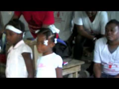 Save One Life Foundation helping the kids in Chatelas,Haiti with school supplies