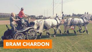Op bezoek bij wereldkampioen Bram Chardon | PaardenpraatTV
