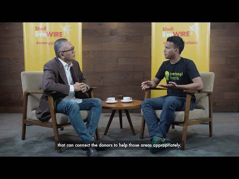 Shell LiveWIRE Indonesia Berbagi Listrik