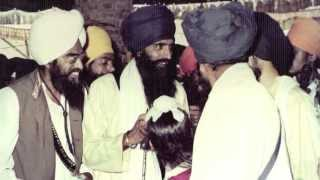 Attack on Sri Akal Takhat Sahib in June 1984, eyewitness Singh Sahib Giani Puran Singh Ji