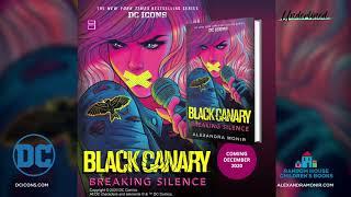Black Canary: Breaking Silence Book Trailer