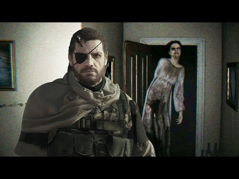 Metal Gear Solid 5: The Phantom Pain - P.T. Radio Easter Egg
