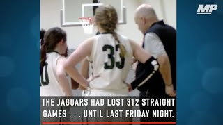 Girls basketball team snaps 312-game losing streak