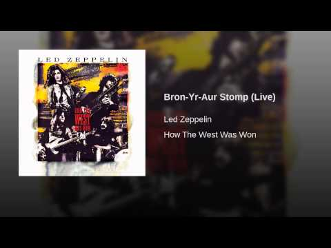 Bron Led Zeppelin How The West Was Won