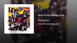Bron-Yr-Aur Stomp (Live)