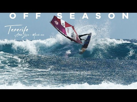 OFF SEASON - Adam Lewis in Tenerife