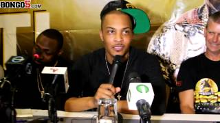 T.I. Press Conference in Tanzania - Oct 18