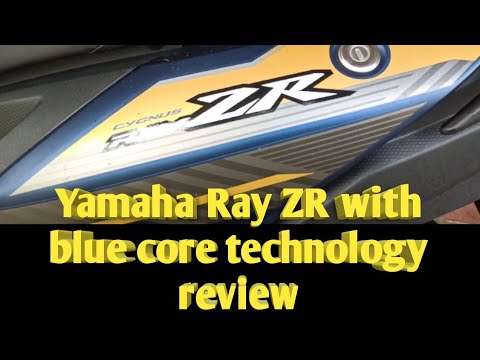 Yamaha Ray ZR 2019 updated stylish look/smart and updated review/Ray ZR all feature.