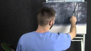 """Paint with Kevin - """"Oil Painting For Beginners No.3""""  Trailer DVD"""