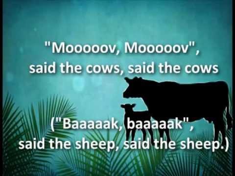 Radio JOY Christmas Song #6 Animal's Song