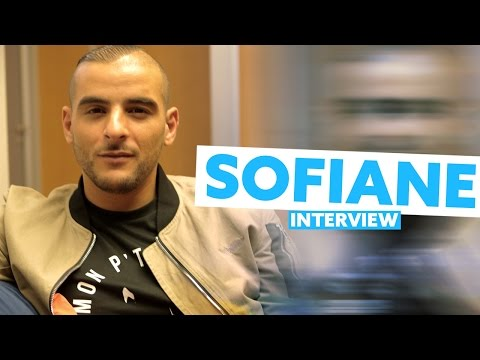 Interview Sofiane : Son récent succès, la polémique du clip sur l'autoroute, ses projets ciné...