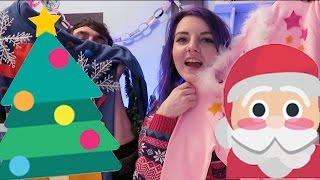 Ugly Christmas Sweater Challenge!