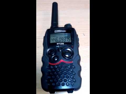 Poważne Maxcom WT350 - YouTube UO63