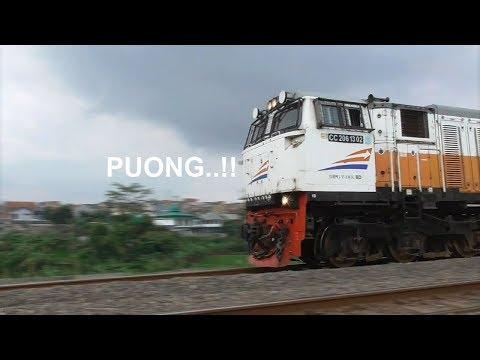Kompilasi Puong Lokomotif CC 206