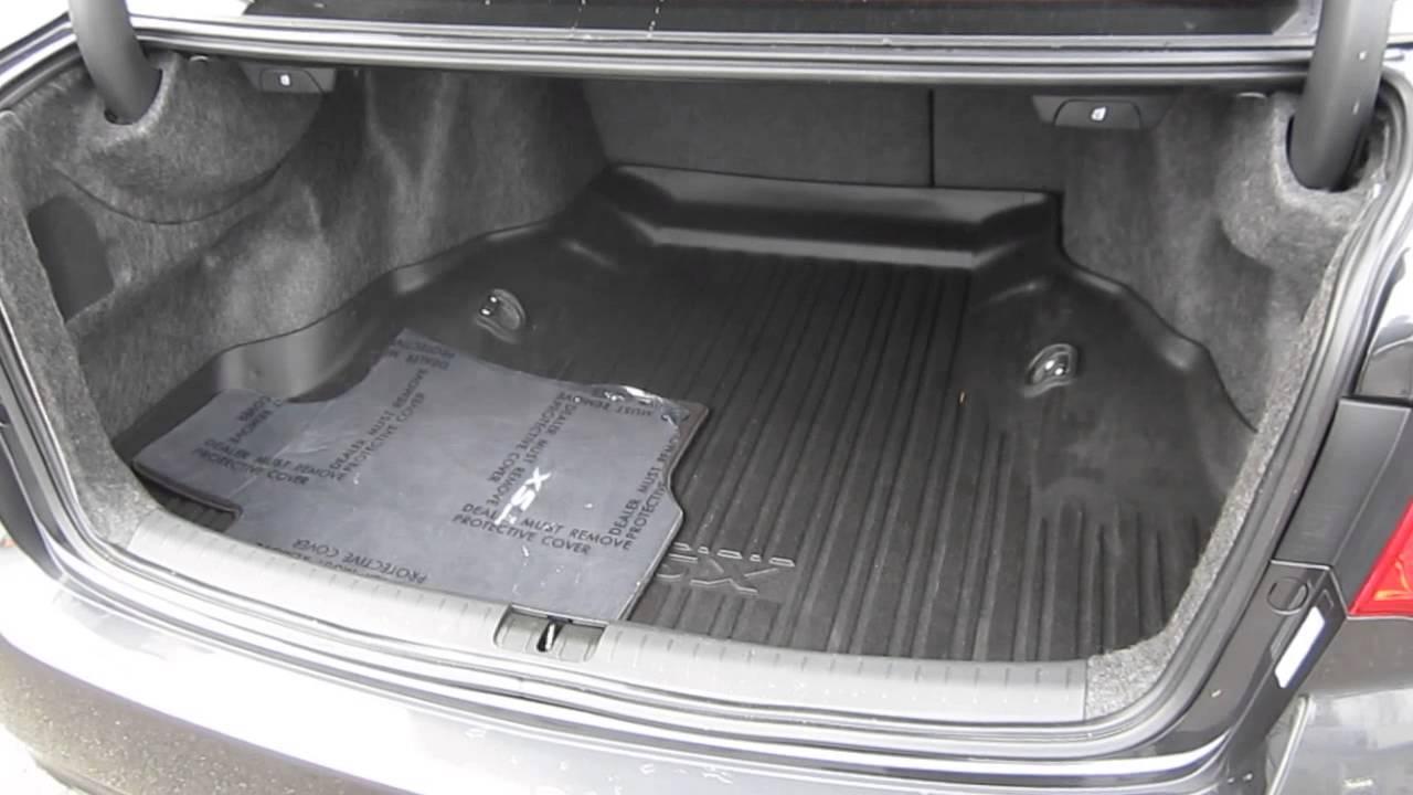 medium resolution of 2011 acura tsx gray stock 12894p trunk