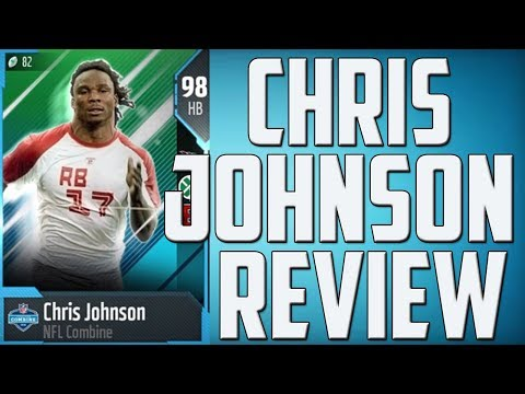 How Good is 98 Overall Chris Johnson? MUT 18 Card