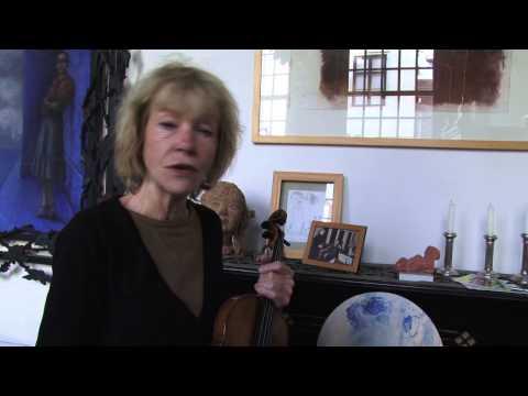 Emmy Verhey in de Virtuele Vitrine van Avro's Opium Radio