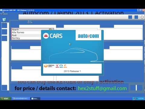 Autocom Cdp Usb Driver X64