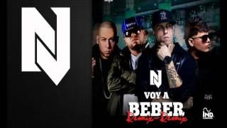 Voy a Beber Remix 3 - Nicky jam ft Cosculluela, Ñejo, Farruko