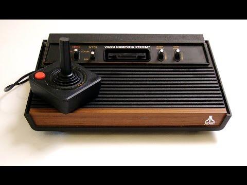 All Atari 2600 Games - Every Atari 2600 Game In One Video