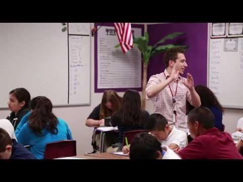 Osborn Middle School PRIDE Program, personality responsibility in daily effort
