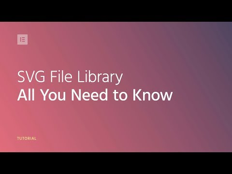 How to Add SVG Files to Elementor thumbnail