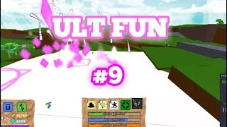Roblox Elemental Battlegrounds | Ult Fun pt:9