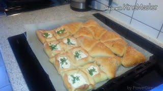 Pastry chesse spinach فطاير الجبنه والسبانخ