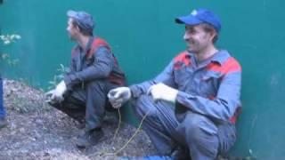 Взрыв подушки безопасности Бмв(, 2010-09-04T08:41:35.000Z)