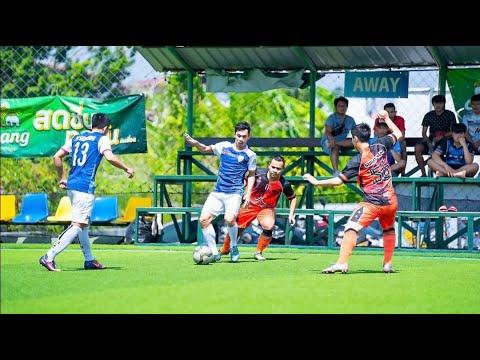 กะตะเมธา VS FC สามกอง